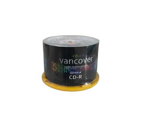 Vancover CD-R - Pack of 50