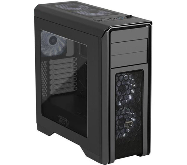 Green Z2 Plus Hero Computer Case