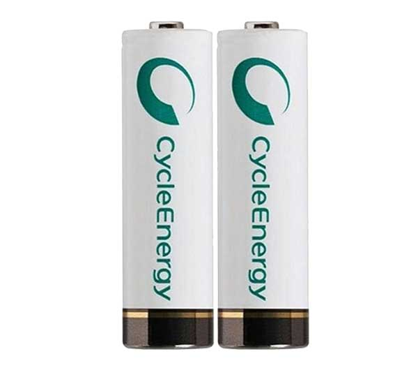 Sony NH-AAA-HR6 Rechargeable AAA Battery - Pack of 2