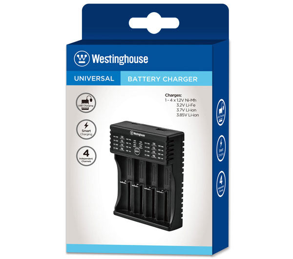 Westinghouse WBC-011-CB Battery Charger